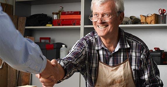 Small business © Kinga/Shutterstock.com