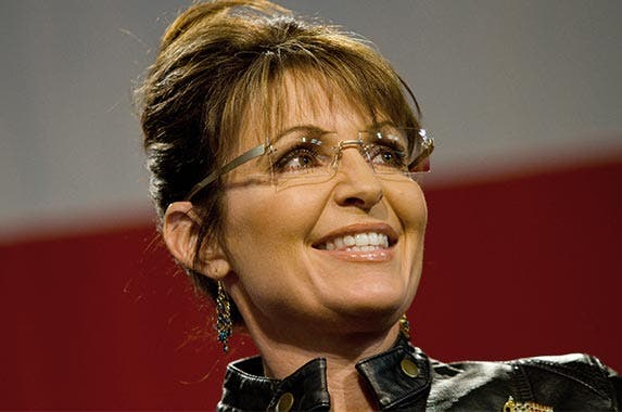 Sarah Palin | Darren Hauck/Getty Images