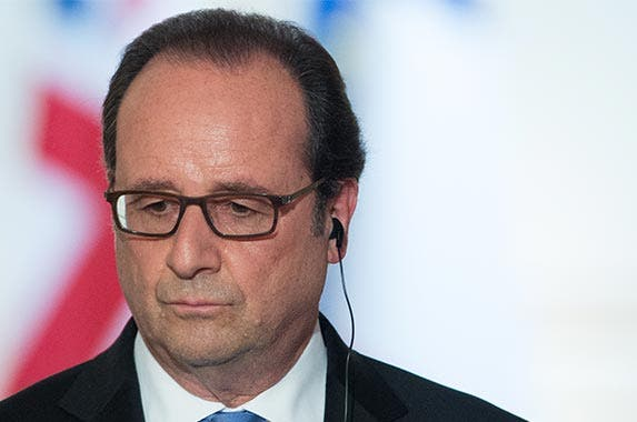 French Pres. Francois Hollande | Thierry Orban/Getty Images