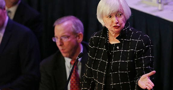 Federal Reserve rate hike: Due in December | Spencer Platt/Getty Images