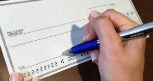 How to write a check | Bankrate