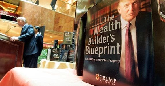 The Wealth Builder's Blueprint | Mario Tama/Getty Images