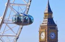 London Eye | Tom Bonaventure/Getty Images