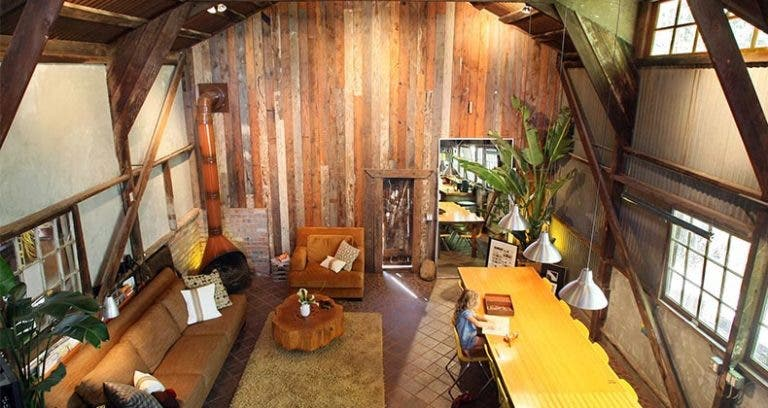 Remodel for less with reclaimed materials