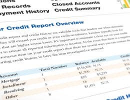 Take stock of your debts and credit lines