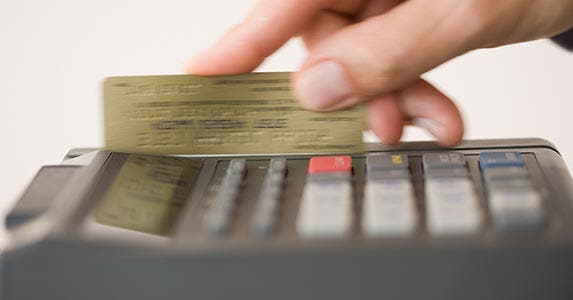 The whodunit of stolen credit cards | Tetra Images/Getty Images