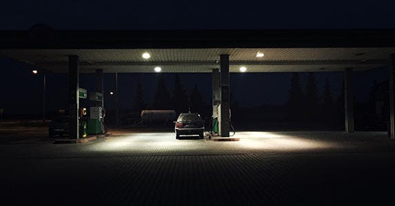 Suspect: The Gas Lass | Adam Smialy /EyeEm/Getty Images