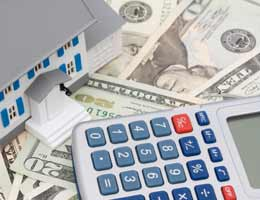 A home equity line of credit
