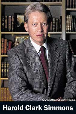 Harold Clark Simmons