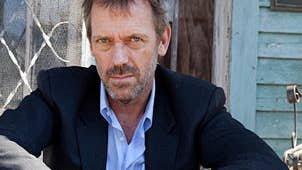 Q-and-A with Hugh Laurie