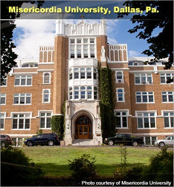 Misericordia University, Dallas, Pa.