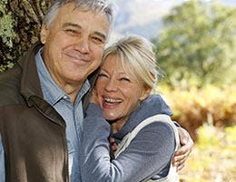 Creating a happy retirement © Goodluz/Shutterstock.com