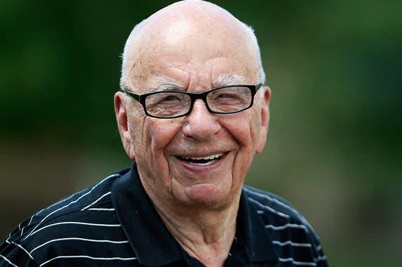 K. Rupert Murdoch © RICK WILKING/Reuters/Corbis