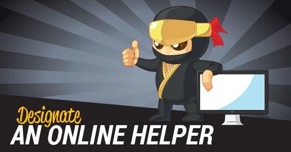 6. Designate an online helper | BluezAce/Shutterstock.com