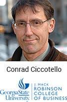 Conrad Ciccotello, Georgia State University in Atlanta