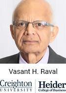 Vasant H. Raval, Creighton University