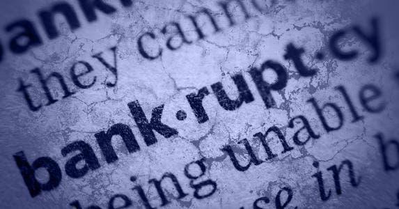 Bankruptcy © withGod/Shutterstock.com