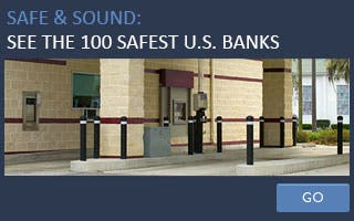 Safe & Sound: See the 100 safest banks © Beth Ponticello / Shutterstock.com