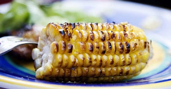Corn, other vegetables on sale in June © BeaUhart / Fotolia