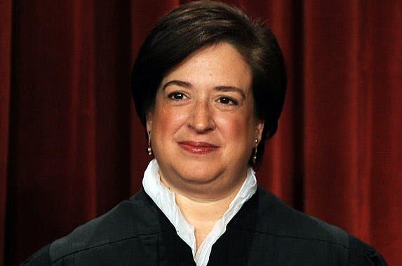 Associate Justice Elena Kagan © Roger L. Wollenberg/Pool/Corbis