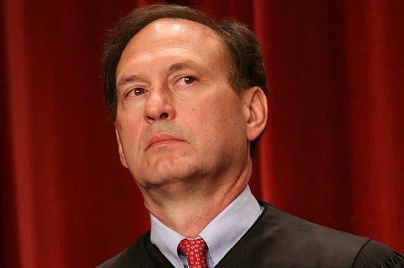 Associate Justice Samuel Alito © Gary Fabiano/Pool/Corbis