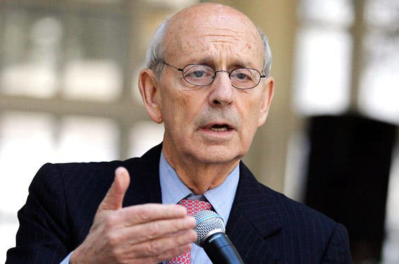 Associate Justice Stephen Breyer © JASON REED/Reuters/Corbis