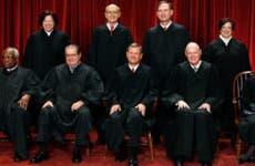 Supreme Court Justices © LARRY DOWNING/Reuters/Corbis