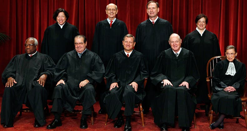 How Much Do Supreme Court Justices Make?