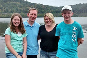 The Lundgren family | Matt Lundgren