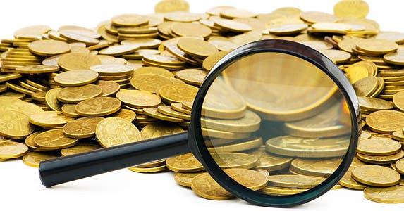 Tip No. 4: Avoid rare coins