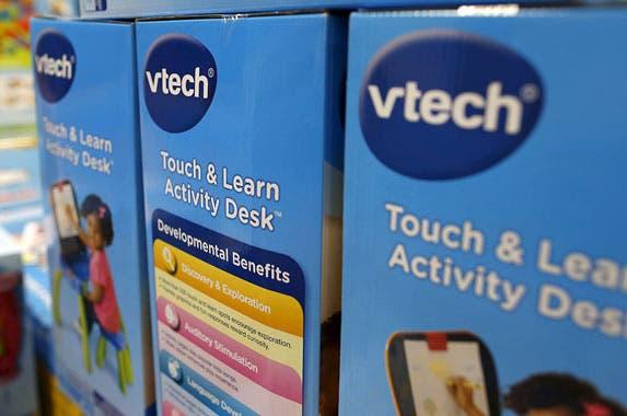 VTech © TYRONE SIU/Reuters/Corbis