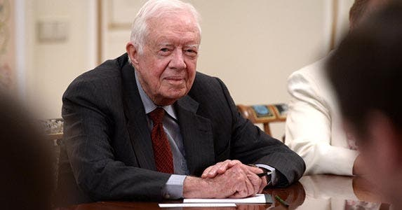 Jimmy Carter | Anadolu Agency/Getty Images