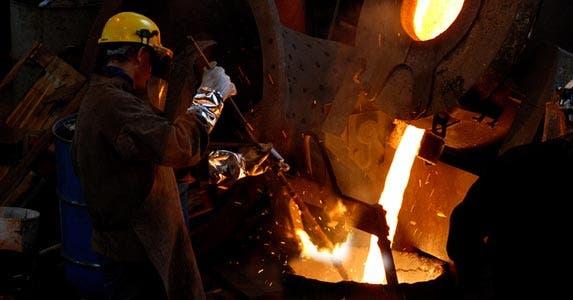 Near the top: Metallurgical engineering | iStock.com/grahamheywood