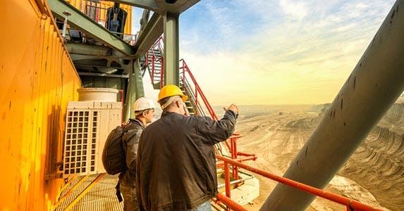 Near the top: Mining/mineral engineering | iStock.com/Dusko Jovic