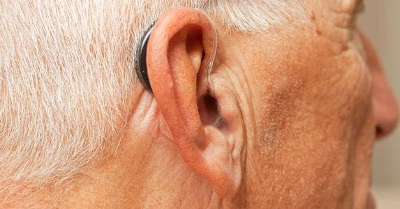 A hearing aid | BanksPhotos/Getty Images