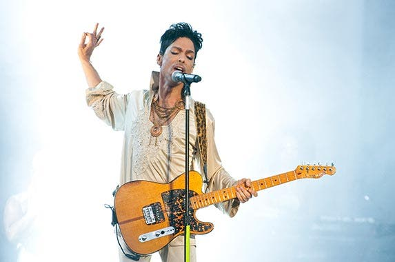Musician Prince Rogers Nelson | Neil Lupin/Redferns/Getty Images