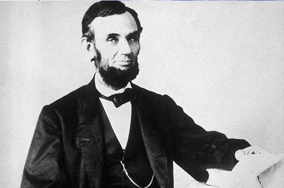 16th U.S. President Abraham Lincoln | Hulton Archive/Archive Photos/Getty Images
