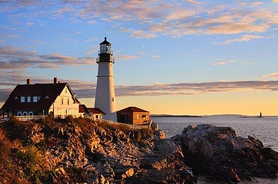 No. 7: Maine © iStock