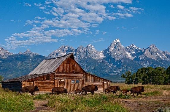 No. 6: Wyoming © iStock