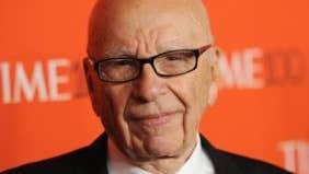 See how much media mogul Rupert Murdoch is worth