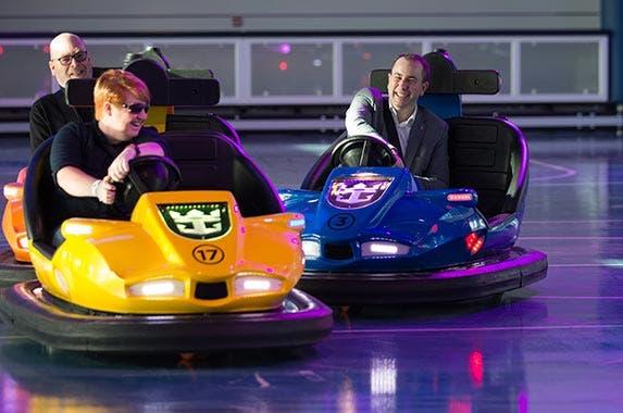 Amenity: Bumper cars | Matt Cardy/GettyImages