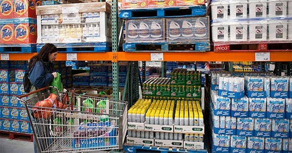 Purchase store brands, not brand name, items | John Greim/Getty Images