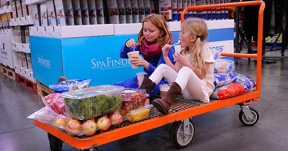 Eliminate the temptation to spend more | Karl Gehring/Getty Images