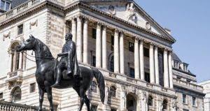 Exterior shot of the Bank of England building © r.nagy/Shutterstock.com