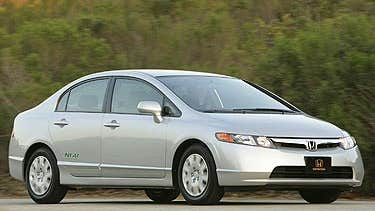 Greenest and meanest cars in 2008