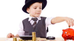 Kiddie tax rules for child's income