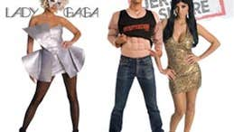 Hot Halloween costumes for 2010