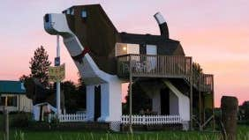 9 fun and funky vacation hotel stays