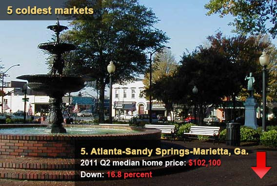 Atlanta-Sandy Springs-Marietta, Ga.