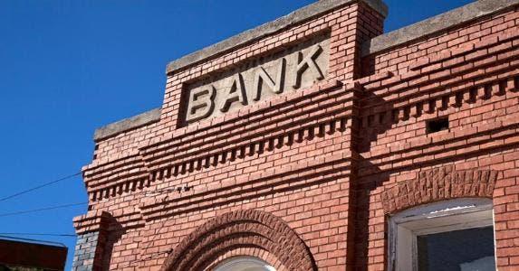 Bank building © iStock